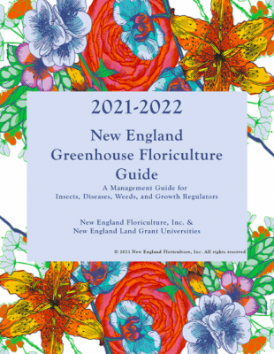 NE 2021-22 Floriculture guide cover