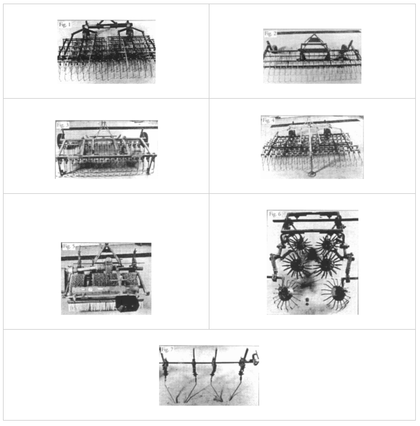 vegetable crop cultivation tools
